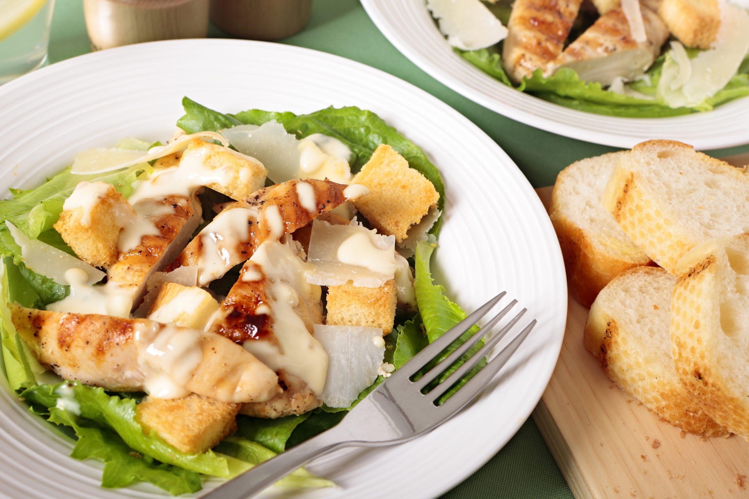 Cezar salata - Pile Trstenik recepti